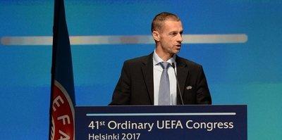 Her federasyona 1 milyon € bağış