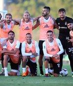 Beşiktaş Riva'da çalıştı
