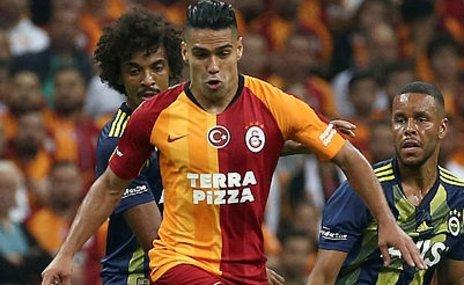 ''Falcao Galatasaray'ın başına bela oldu!''
