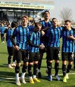 Karacabey Belediye'ye tek gol yetti