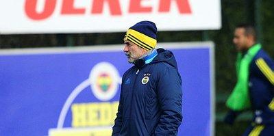 Fenerbahçe Aykut Kocaman yönetiminde çalıştı