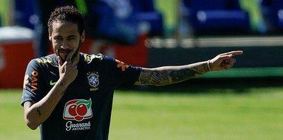 Avrupa'da gündem Neymar
