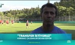 Antalyaspor'un Bolu kampı başladı