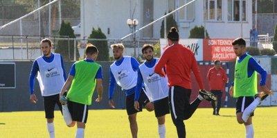 Trabzonspor, hazırlıklarına başladı