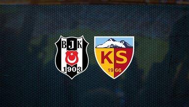 Beşiktaş - Kayserispor maçı ne zaman, saat kaçta ve hangi kanalda canlı yayınlanacak?   Beşiktaş hazırlık maçı