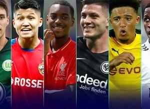 UEFA 2019 yılında takip edilmesi gereken yıldızları açıkladı! Listede 2 Türk...