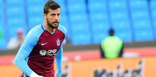 Trabzonspor'a bir şok daha