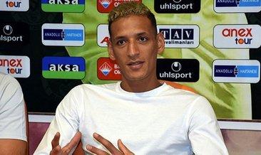 Alanyaspor'da transfer