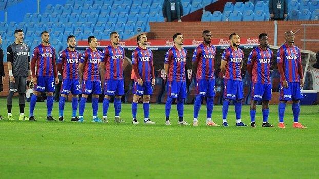 Trabzonspor'un forvetleri ikinci yarıda beklentinin altıda kaldı #