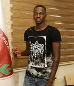 Malili milli futbolcu Hamidou Maiga Hatayspor'da