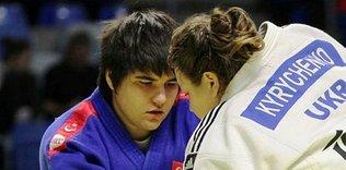 Milli judocu Sebile Akbulut'tan bronz madalya