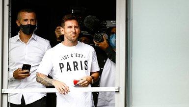 Son dakika transfer haberi: Lionel Messi Paris Saint Germain'de!