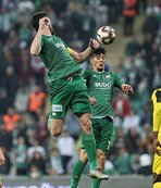 Bursaspor puan kaybettiği haftayı mutlu kapadı!