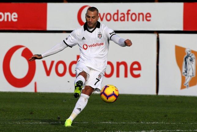Beşiktaş 2-1 İstanbulspor (17 Kasım 2018)