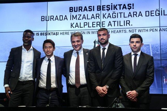 Beşiktaş'ta bir devir sona erdi!
