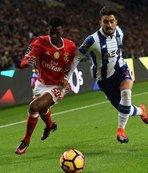 Porto ile puanlar paylaşıldı