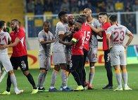 İşte Gençlerbirliği-Galatasaray mücadelesinin istatistikleri
