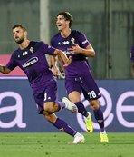 Fiorentina 1 puanı son saniyede kurtardı!