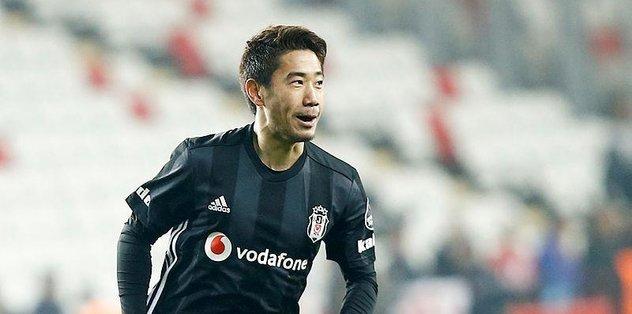 Beşiktaş Kagawa ile çok farklı!
