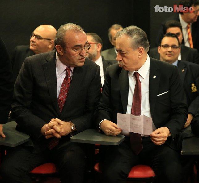 Galatasaray'da Abdurrahim Albayrak'tan 'başkanlık' açıklaması!