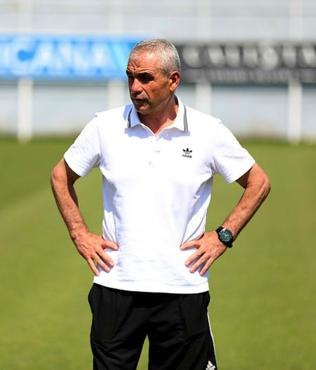 Rıza Çalımbay Sivasspor'un yeni transferi Jorge Felix'i resmen açıkladı!