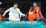 Medipol Başakşehir tarih yazdı