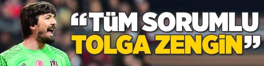 """Mosturoğlu: """"Gelecek tüm cezaların sorumlusu Tolga Zengin"""""""