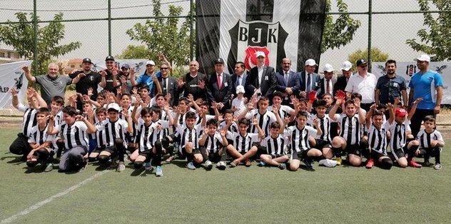 Erbil&Kerkük'e futbol okulu