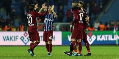 2017 yılı Trabzonspor'a iyi geldi