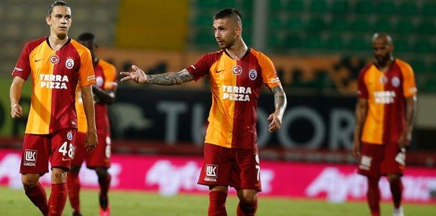 Galatasaray tam 7 maçtır kazanamıyor! - Futbol -