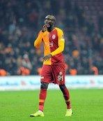 Galatasaray'da Diagne'den çirkin paylaşım