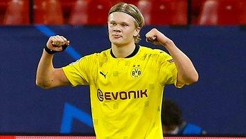 Dortmund Haaland ile avantajı kaptı!