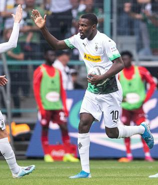 MAÇ SONUCU Borussia Mönchengladbach 2-1 Fortuna Düsseldorf ÖZET