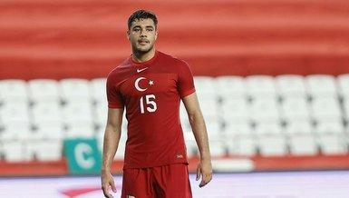 """Son dakika spor haberleri: A Milli Takım'da Ozan Kabak'tan EURO 2020 paylaşımı! """"Hazırız"""""""