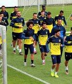 Fenerbahçe'de 4 isim antrenmanda takımla çalışmadı!
