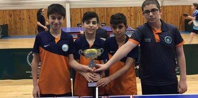 Medeniyet Okulları yeniden şampiyonluğu göğüsledi!