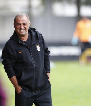 Galatasaray'ın yeni yardımcı antrenörü Albert Riera ilk idmanına çıktı