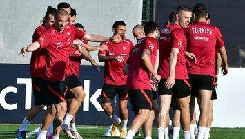 A Milli Futbol Takımı'nın maç programı açıklandı