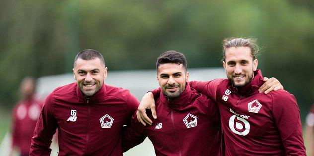 Lille durmak bilmiyor! 4 Türk'e daha kanca - Fransa Ligue 1 -