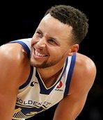 Curry, Warriors'ı galibiyete taşıdı