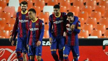 Barcelona hata yapmadı!