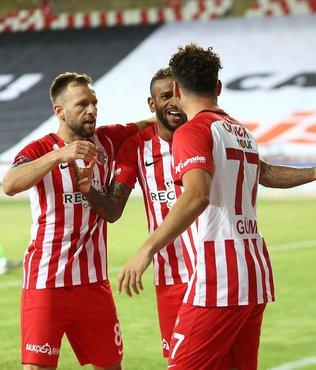 Antalyaspor doludizgin! Seri 10 maça çıktı