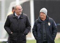 Galatasaraylı futbolculardan Fatih Terim ve Abdurrahim Albayrak'a geçmiş olsun mesajları
