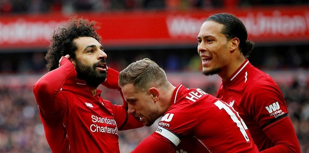 Liverpool'dan üst üste 6. galibiyet
