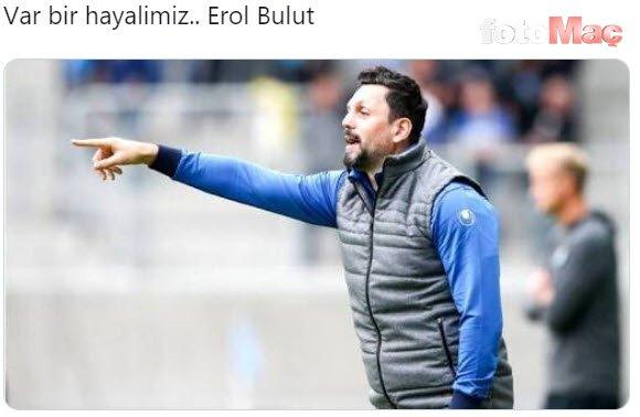 Fenerbahçe'de sürpriz! Erol Bulut ile Alex de Souza...