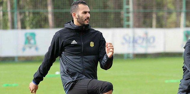 Malatyaspor'a Boutaib'den güzel haber
