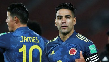 Falcao rescues point for Colombia in 2-2 draw with Chile