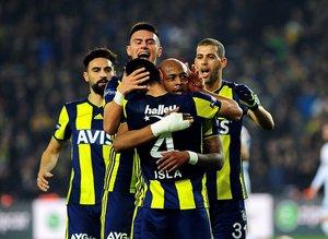 Fenerbahçe taraftarı BB Erzurumspor maçından sonra mest oldu!