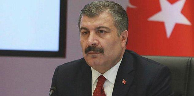 Son dakika: Sağlık Bakanı Fahrettin Koca corona virüsünde son rakamları açıkladı (9 Nisan)