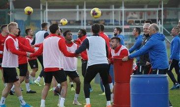 Gaziantep FK'de hedef Galatasaray maçı